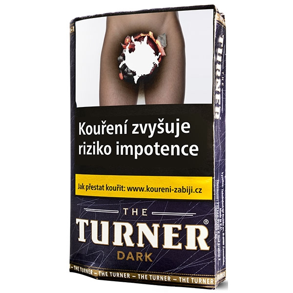 Tabák cigaretový Turner Dark 40g SO