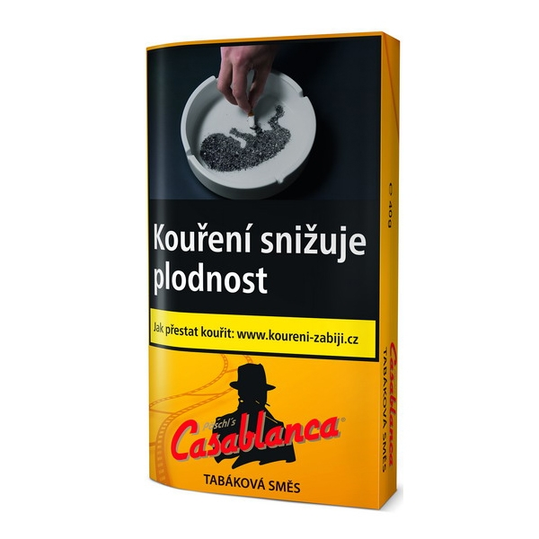 Tabák cigaretový Casablanca 40g SO