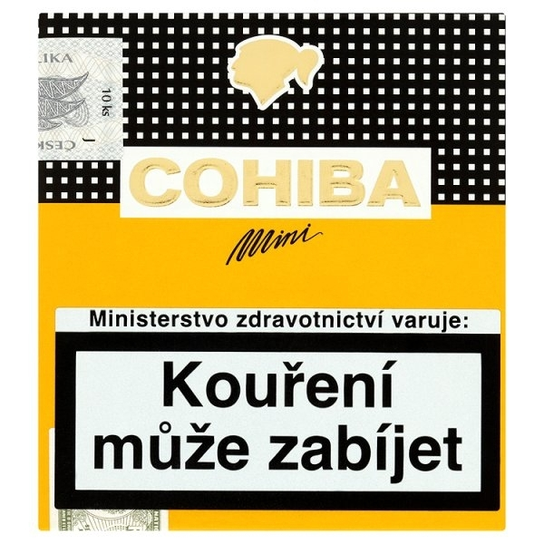 Doutníky Cohiba Mini 10ks SO