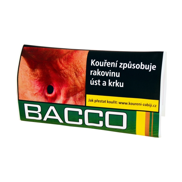 Tabák cigaretový Bacco Virginia 30g SO