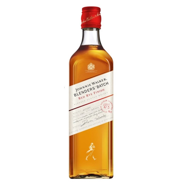 Whisky Johnnie Walker Red Label Rye Finish 0,7l 40%