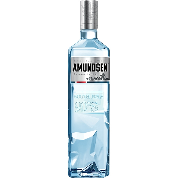 Vodka Amundsen 1l Expedition 1911 40%