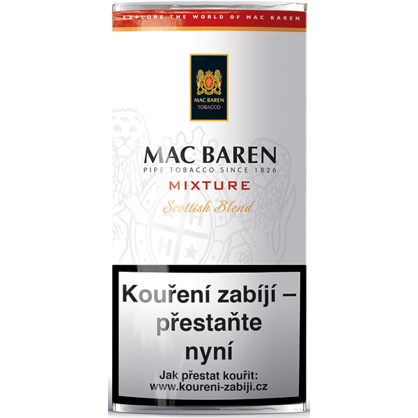 Tabák Mac Baren Mixture 50g