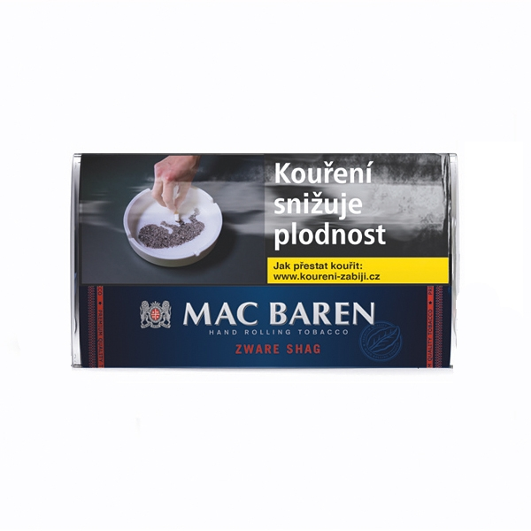 Tabák cigaretový Mac Baren Zware 30g SO