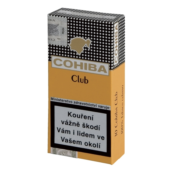 Doutníky Cohiba Club Collection 10ks SO