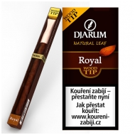 Doutníky Djarum Wood Tip Royal 5ks SO