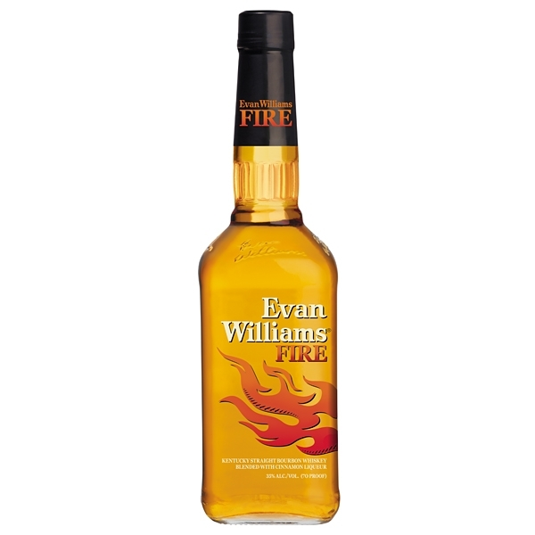 Evan Williams Cinnamon 1l 35%