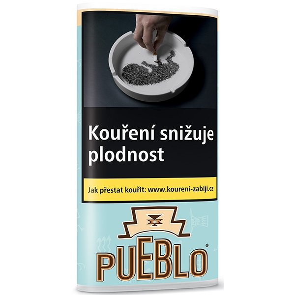Tabák cigaretový Pueblo Blue 30g SO